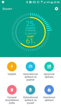 HTC U Ultra boost