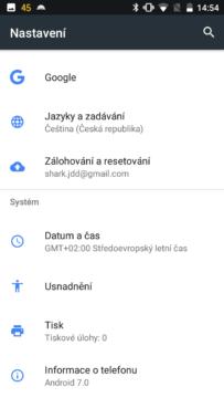 Nokia 3-system-nastaveni