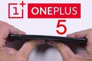 smartphone OnePlus 5