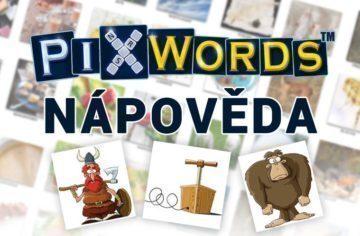 Pixwords nápověda: CZ pomocník ke všem obrázkům podle slov a písmen