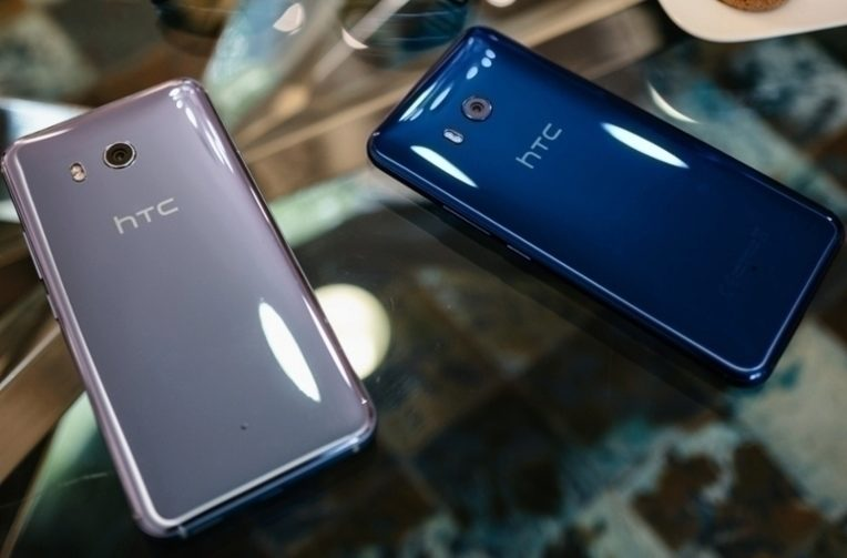 Smartphone HTC U11 nahled