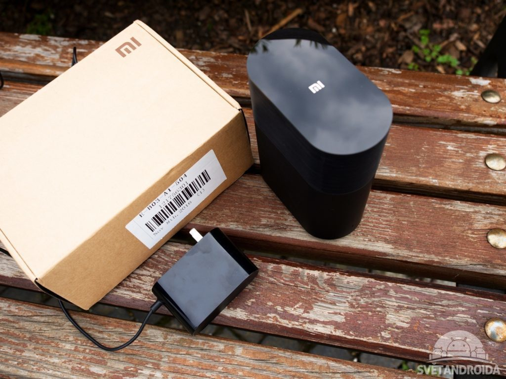 Xiaomi Mi R1D balení