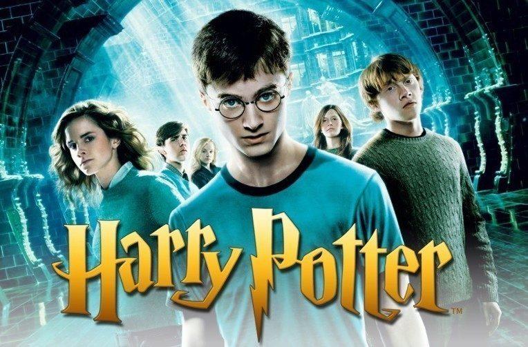 harry potter nahled