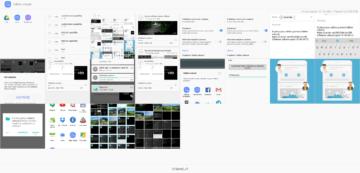 Takto vidí sdílené soubory příjemce v prohlížeči