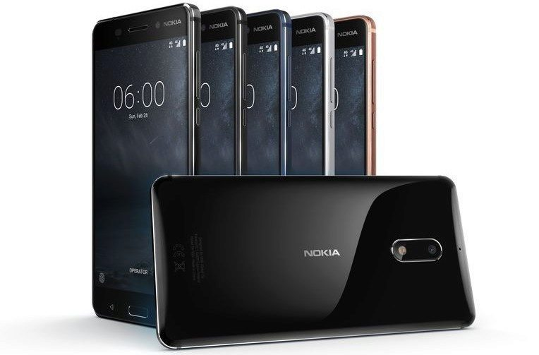 pravidelne aktualizace Nokia