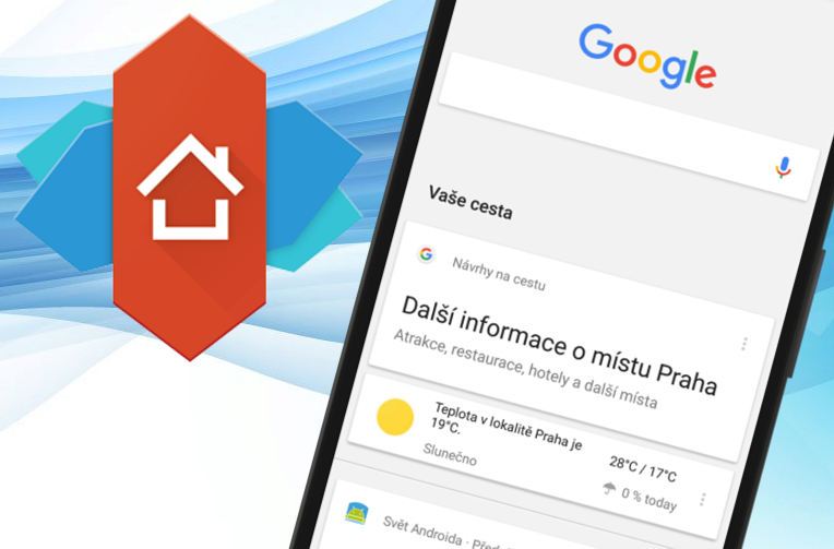 integraci Google Now