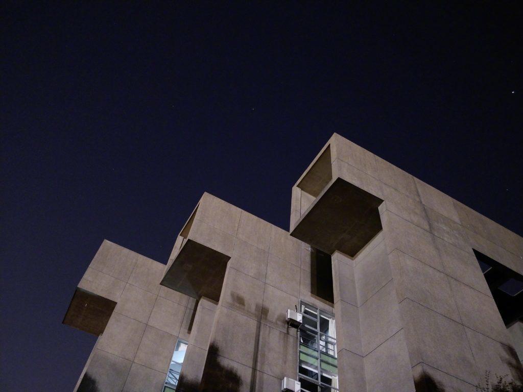 Noční fotografie z OnePlus 5