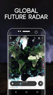 Globální srážkový radar