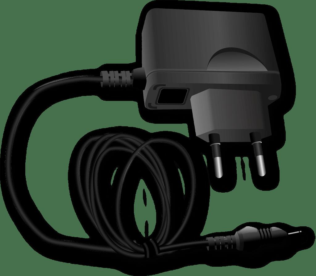 Vyměňte nabíječku a kabel
