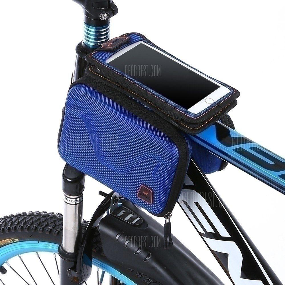 acaciaacacia Bike Front Tube Bag