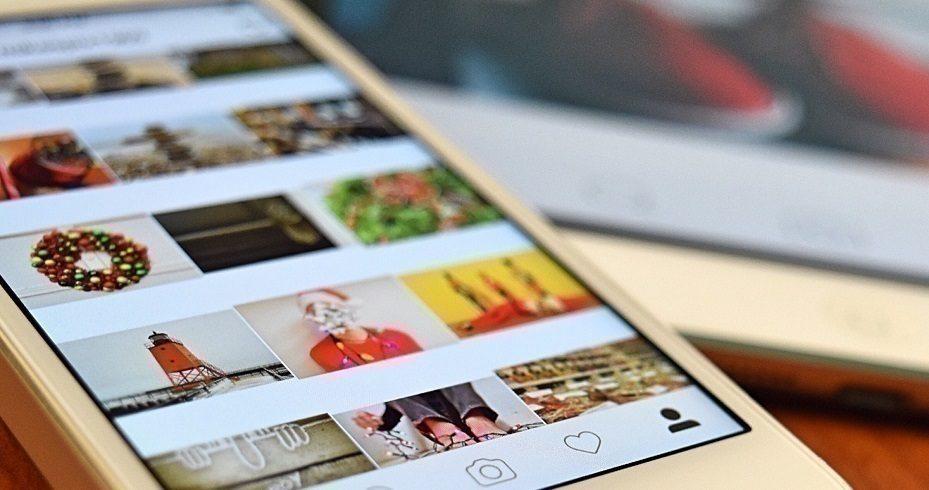 Aplikace Instagram 2