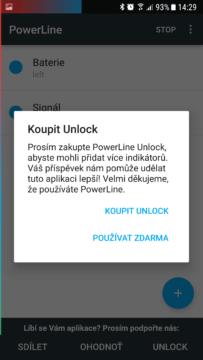 Aplikace PowerLine-5