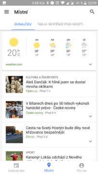 Google Zprávy (2)