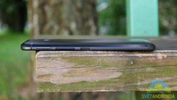 HTC 10 – konstrukce, ovládání 1