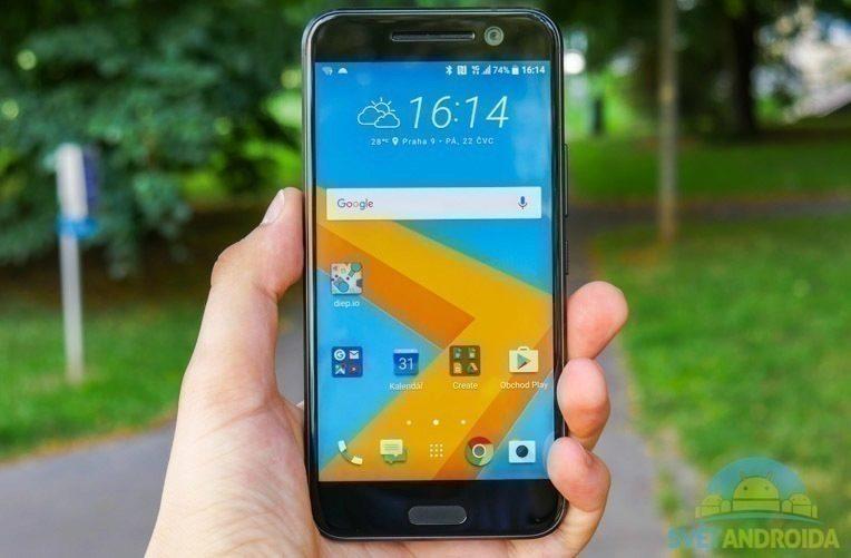 HTC 10 - nahled-1