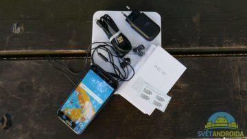 HTC 10 -obsah balení