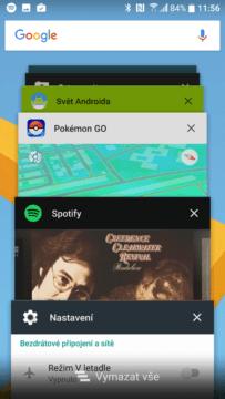 HTC 10 – ukázka systému s rozhraním Sense 7
