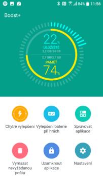 HTC 10 – ukázka systému s rozhraním Sense 8