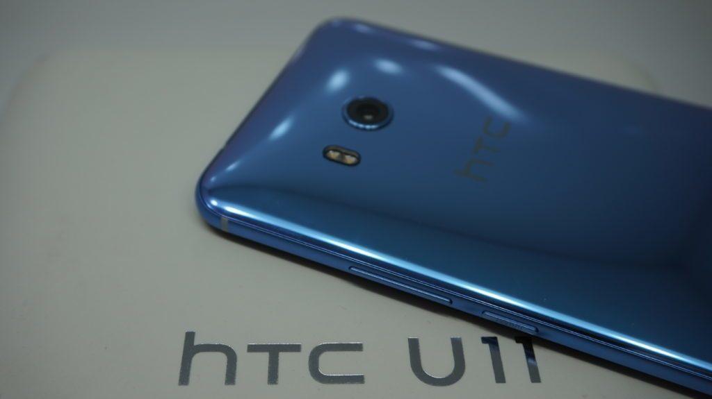 HTC U11 design
