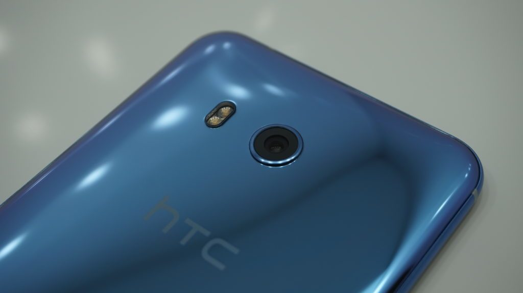 HTC U11 fotoaparát