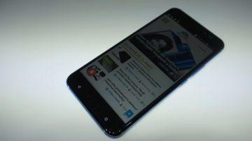 HTC U11 predni strana (2)