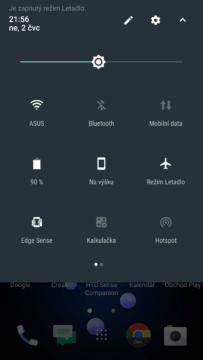 HTC U11 systém (1)