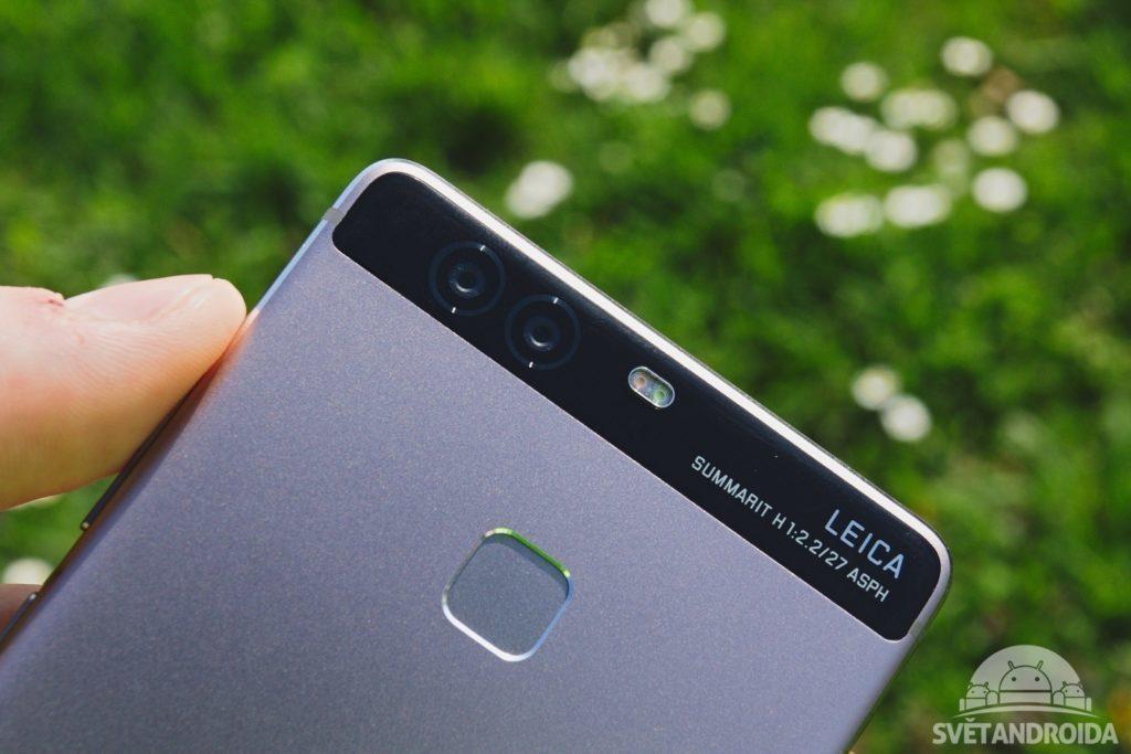 Huawei P9 s duálním fotoaparátem