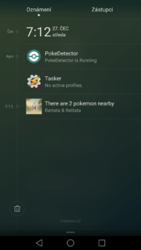 Jak chytit Pokemona – Pokedetector 2