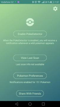 Jak chytit Pokemona – Pokedetector 8