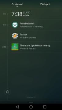 Jak chytit Pokemona – Pokedetector 9
