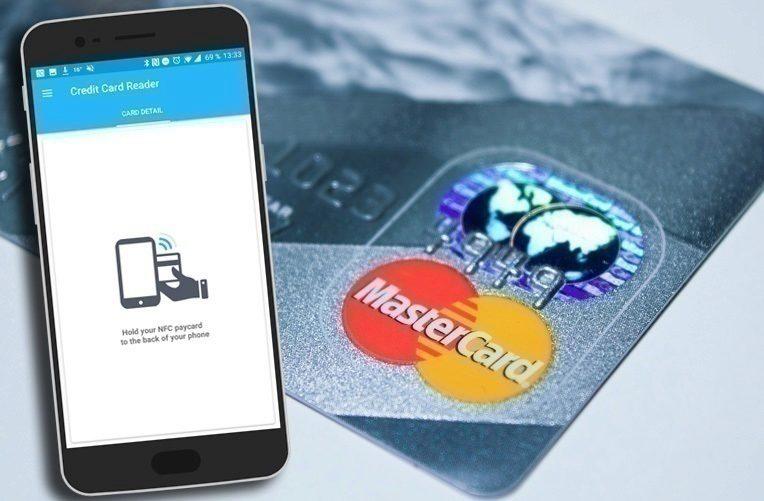 Připojení kreditní karty pro iphone