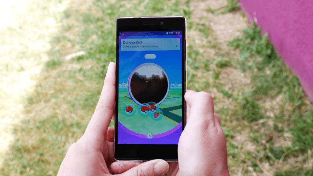 Kompletní návod Pokémon Go - Pokestop