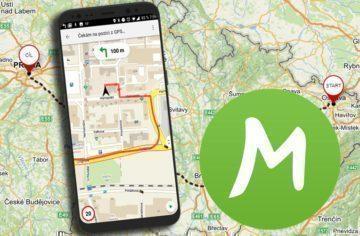 Mapy.cz s offline navigací: jak fungují a co umí?
