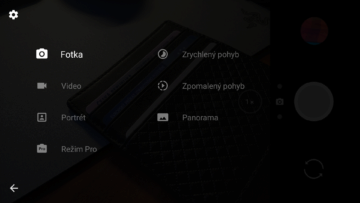 OnePlus 5 aplikace fotoaparat (1)