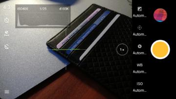 OnePlus 5 aplikace fotoaparat (2)