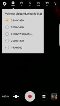 Samsung Gear 360 – mobilní aplikace 2