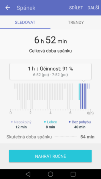 Samsung Gear Fit 2 – aplikace S Health (3)