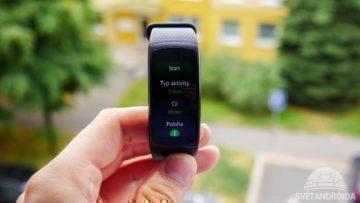 Samsung Gear Fit 2 – aplikace cvičení (3 of 3)