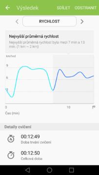 Samsung Gear Fit 2 – záznam GPS (3)