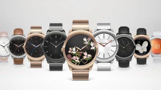 Stylove chytre hodinky Ticwatch 2 - 12