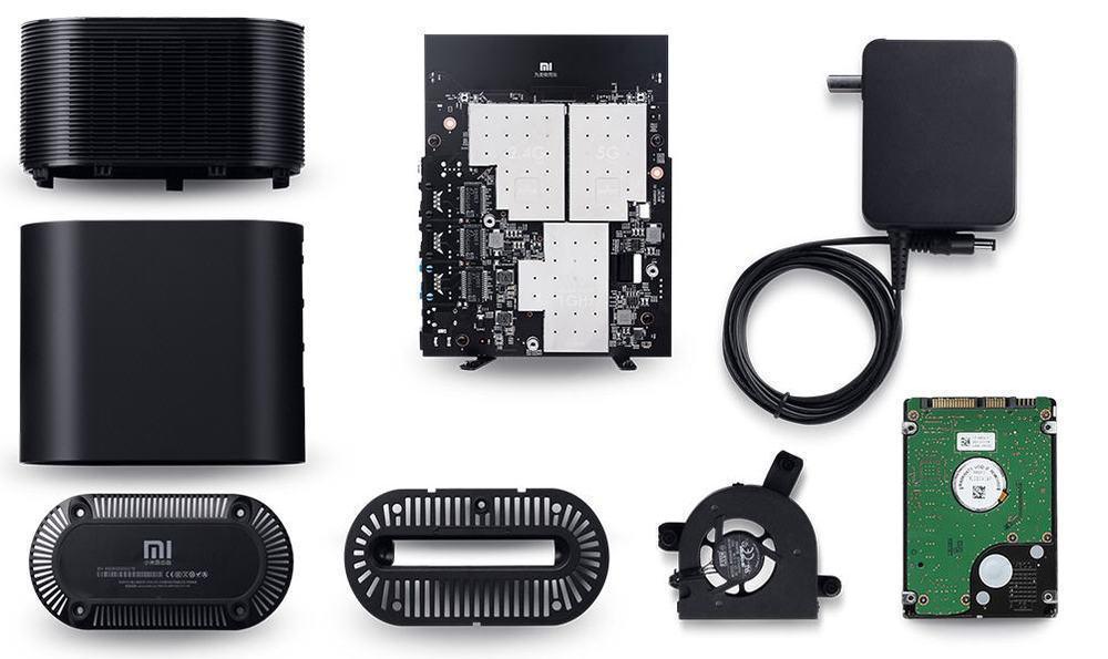 Xiaomi Mi R1D hardware