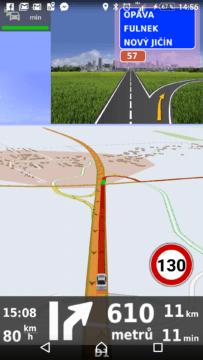 130 km/h na dálnici - v pořádku