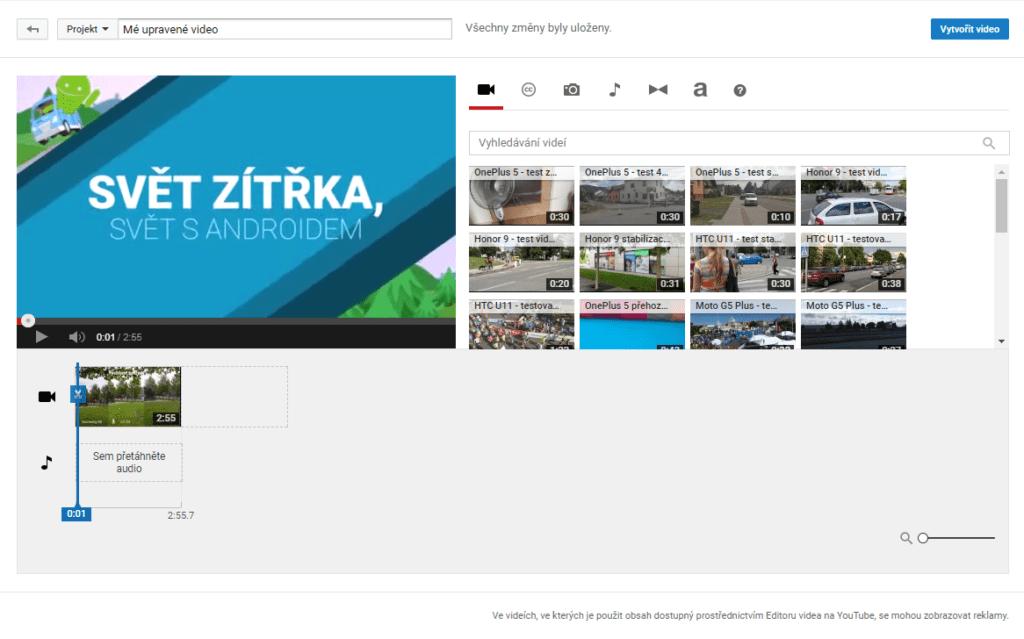 editor videí