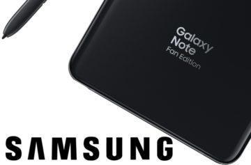 Samsung Galaxy Note Fan Edition se poprvé ukázal na oficiálních fotkách