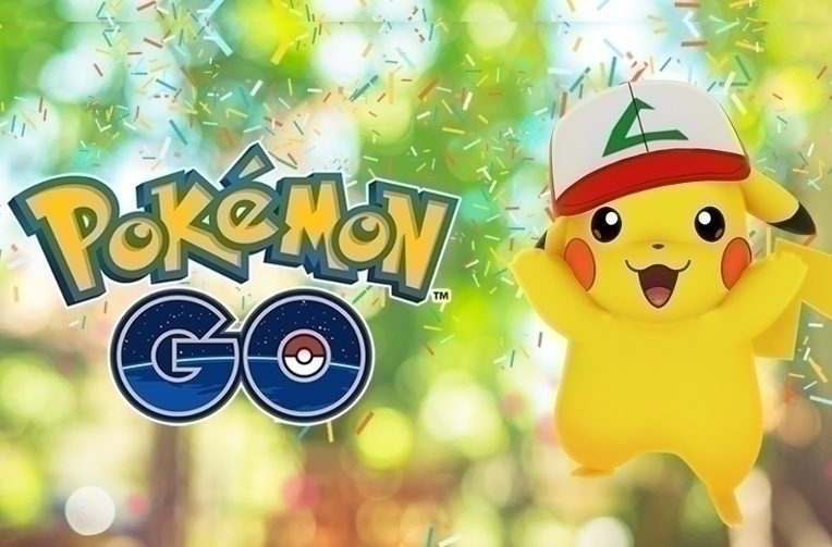 hra pokemon go event