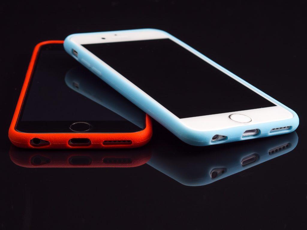 iOS vypadá na všech telefonech úplně stejně