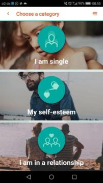 Aplikace LuvCoachMe