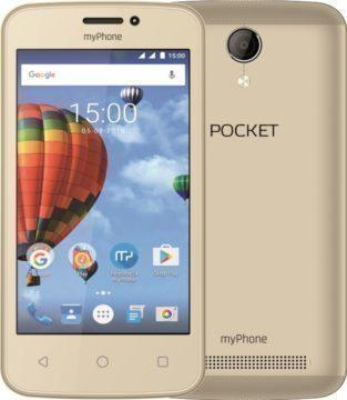 Aktuálně nejlevnější telefon na trhu: myPhone POCKET