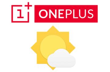OnePlus počasí můžete nově stahovat z Google Play