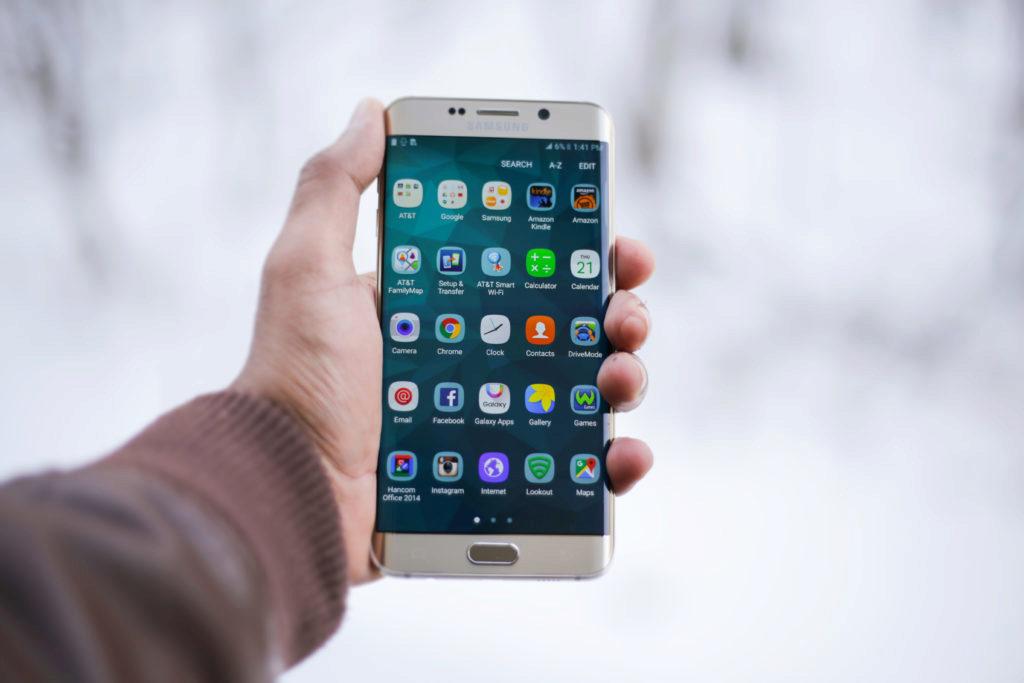 Samsung podporoval čtečku otisků dřív než Android